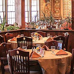 The Branding Iron Restaurant